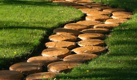 pedras de jardim tipos : pedras de jardim tipos: para mais perto de sua família mas também são terapêuticos