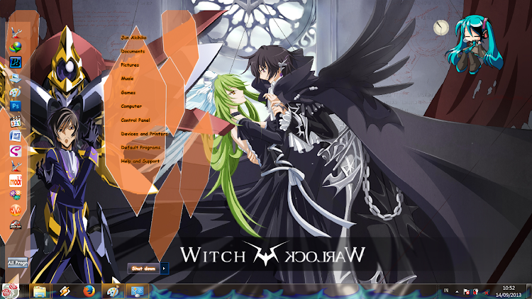 [ Theme Win 7 ] Code Geass 1