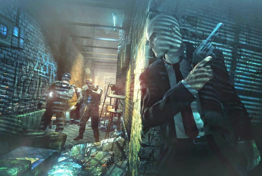 Hitman Absolution Professional Edition-PROPHET PC Games Free Download