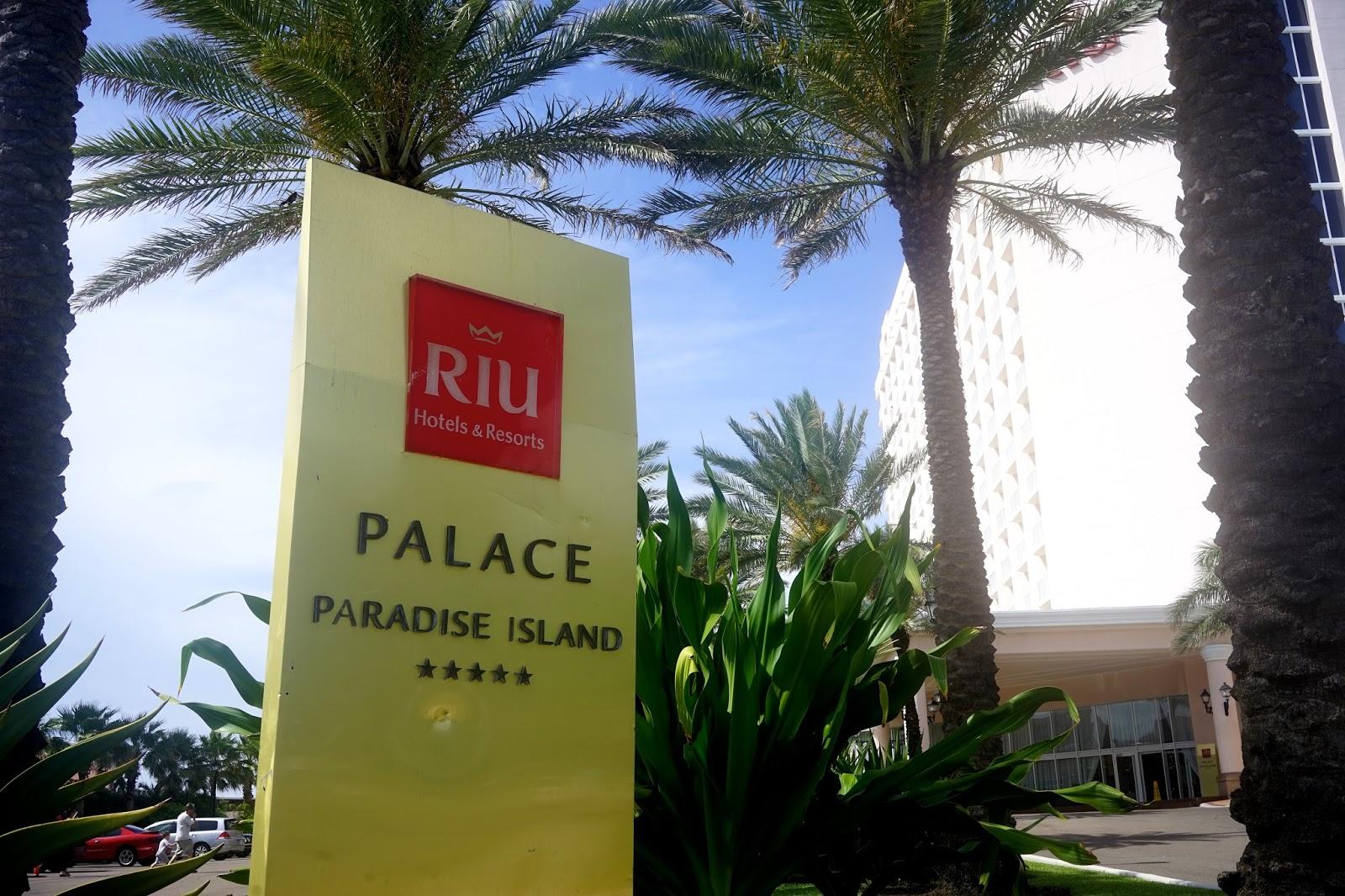 Riu hotel bahamas