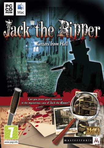 Jack The Ripper Letters From Hell PC Game