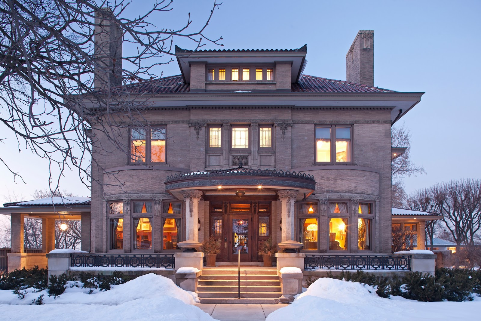 Historic Homes Of Minnesota