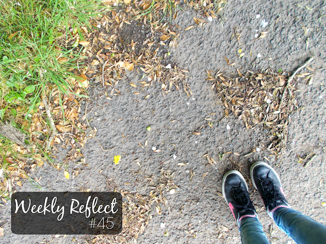 weekly reflect the blog awards ireland countryside walk bloglovin 400 followers lisburn action cancer charity shop crochet for cancer minion hat snapchat periscope