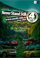 4 ani de Suzuki Club Romania