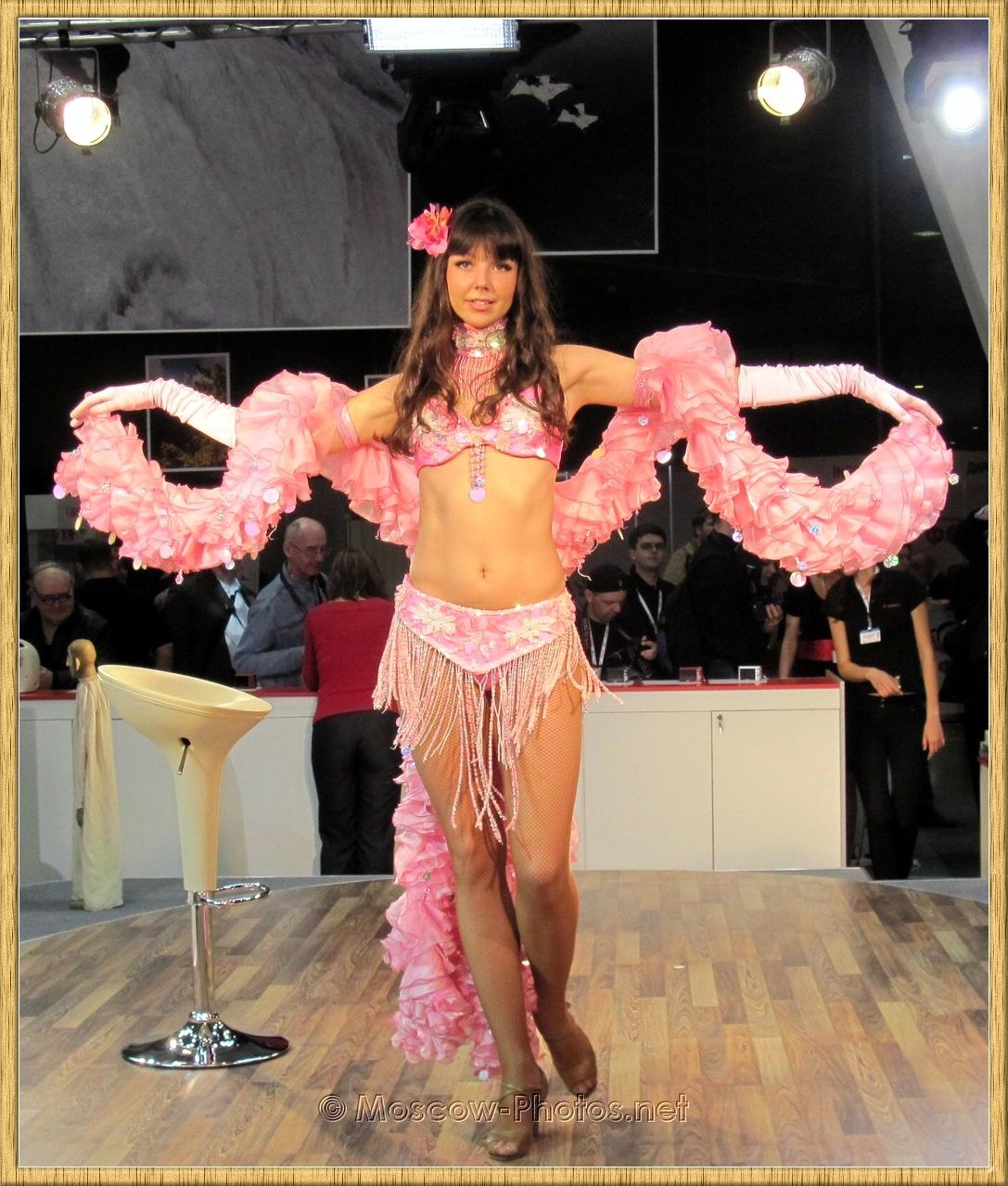 Moscow Dancing Girl at Photoforum