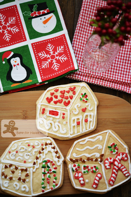 gluten free cut out Christmas sugar butter cookies