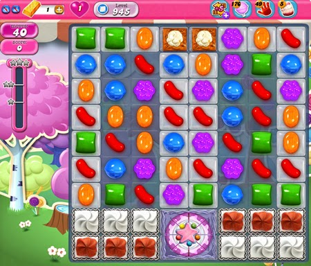 Candy Crush Saga 945