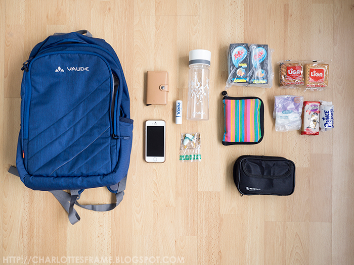 What's in my bag - the diabetic edition
