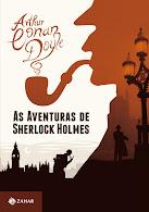 """Arthur Conan Doyle. """"As aventuras de Sherlock Holmes"""""""