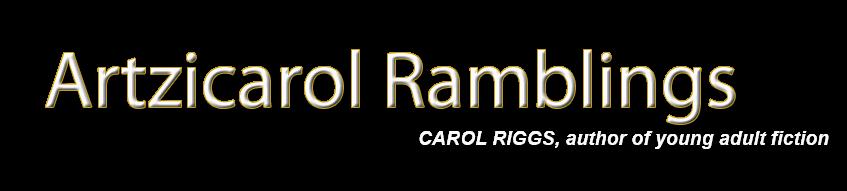 Artzicarol Ramblings