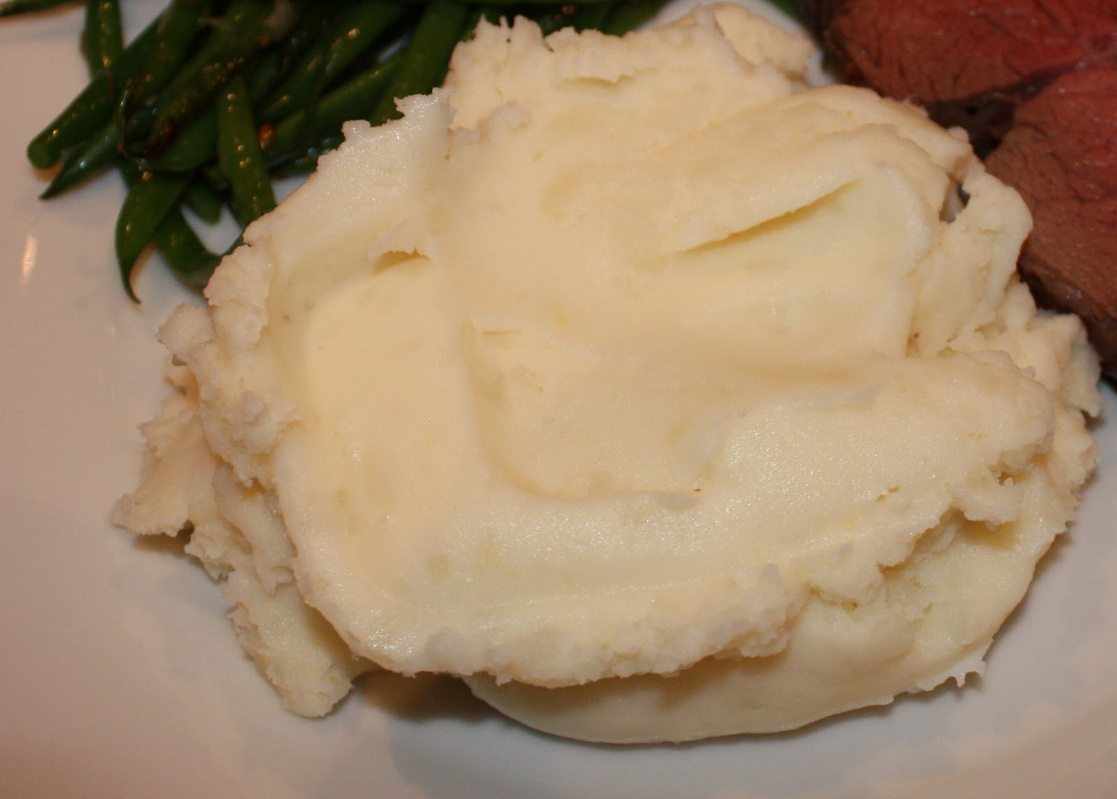 Hungry For More: Lemon Mascarpone Mashed Potatoes