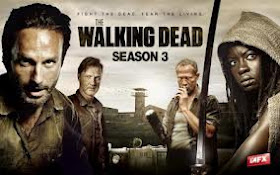 I LOVE the Walking Dead!!