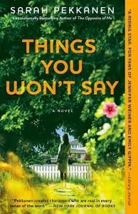 Things You Won't Say / Giveaway