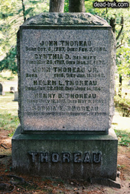 Henry David Thoreau - 150 anos