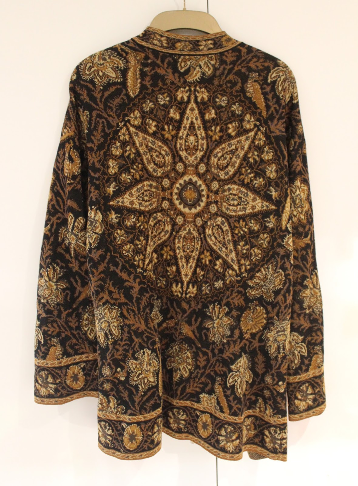 Peruvian Connection Cardigan - £80