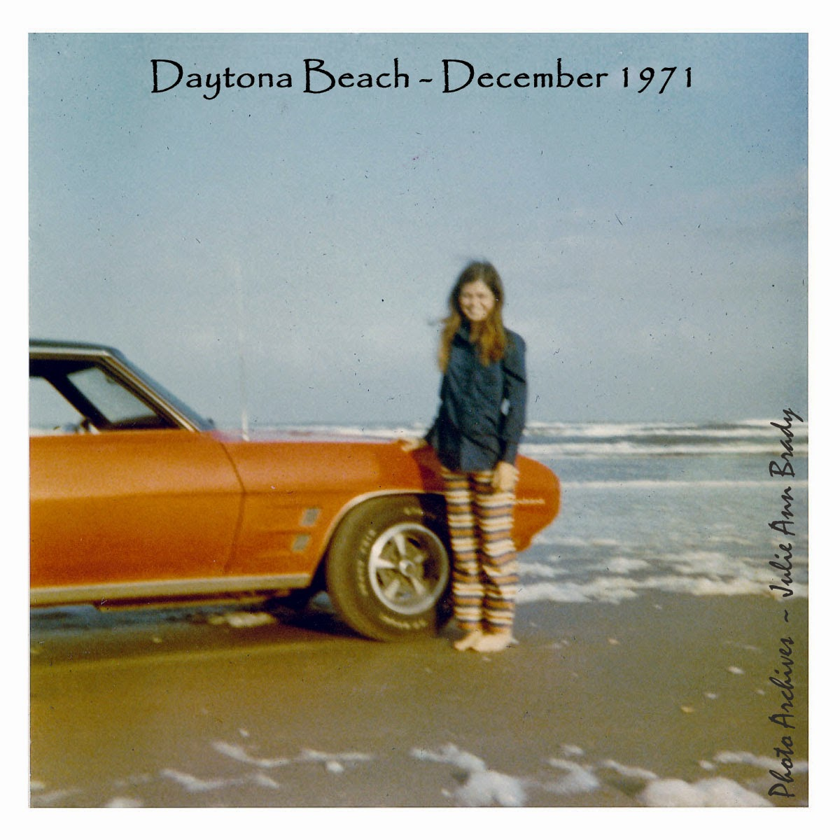 The Honeymoon - Daytona Beach December 1971