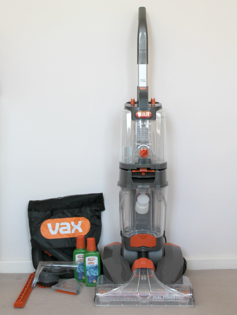 Review Vax Dual Power Pro Carpet Cleaner Quite Frankly She Said