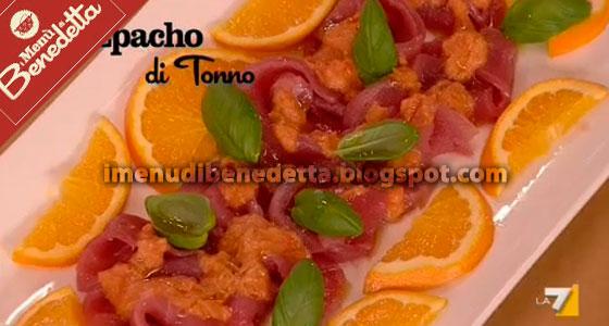Gazpacho di Tonno di Benedetta Parodi