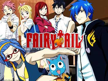 #5 Fairy Tail Wallpaper