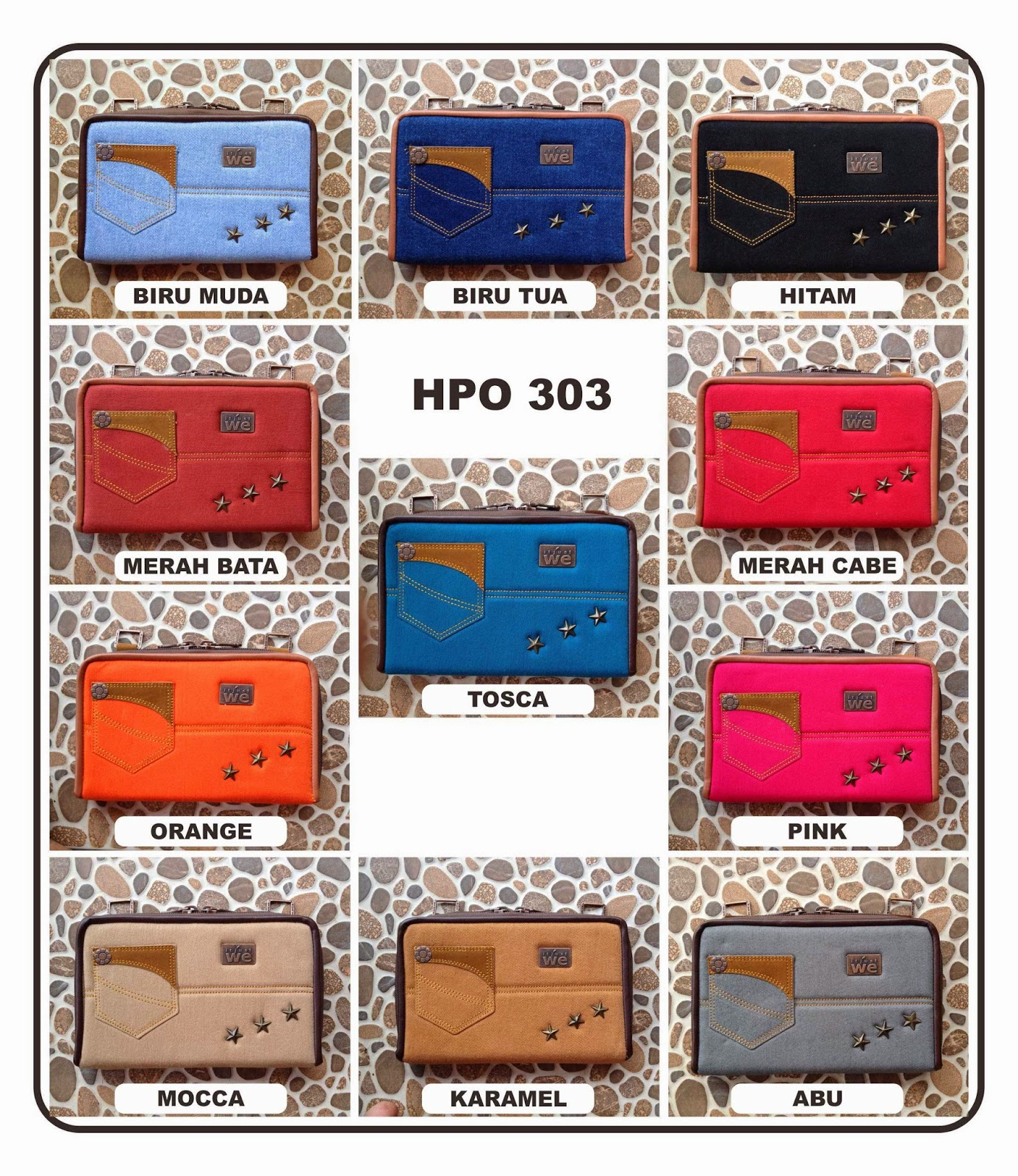 dompet jeans hpo terbaru it just we 303