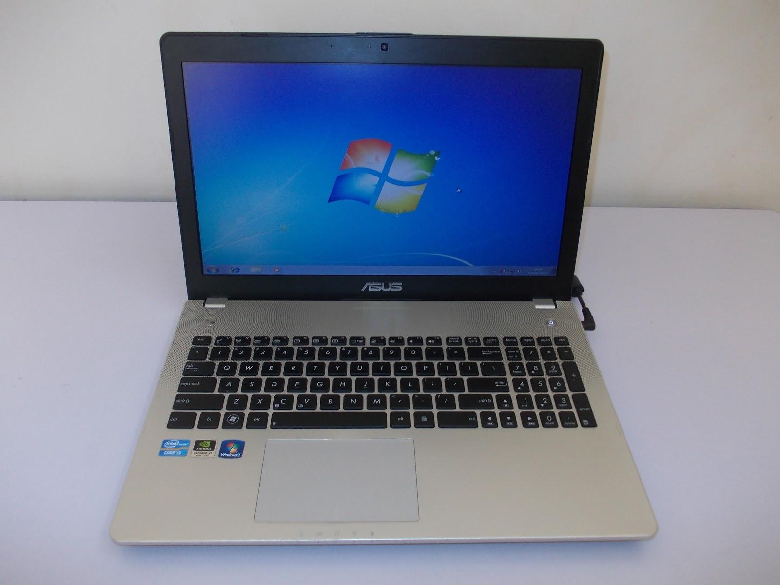ASUS N56V: laptop specifications 34