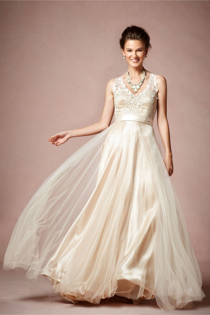 Thrift Store Wedding Dresses 81 Fresh Onyx Gown from BHLDN