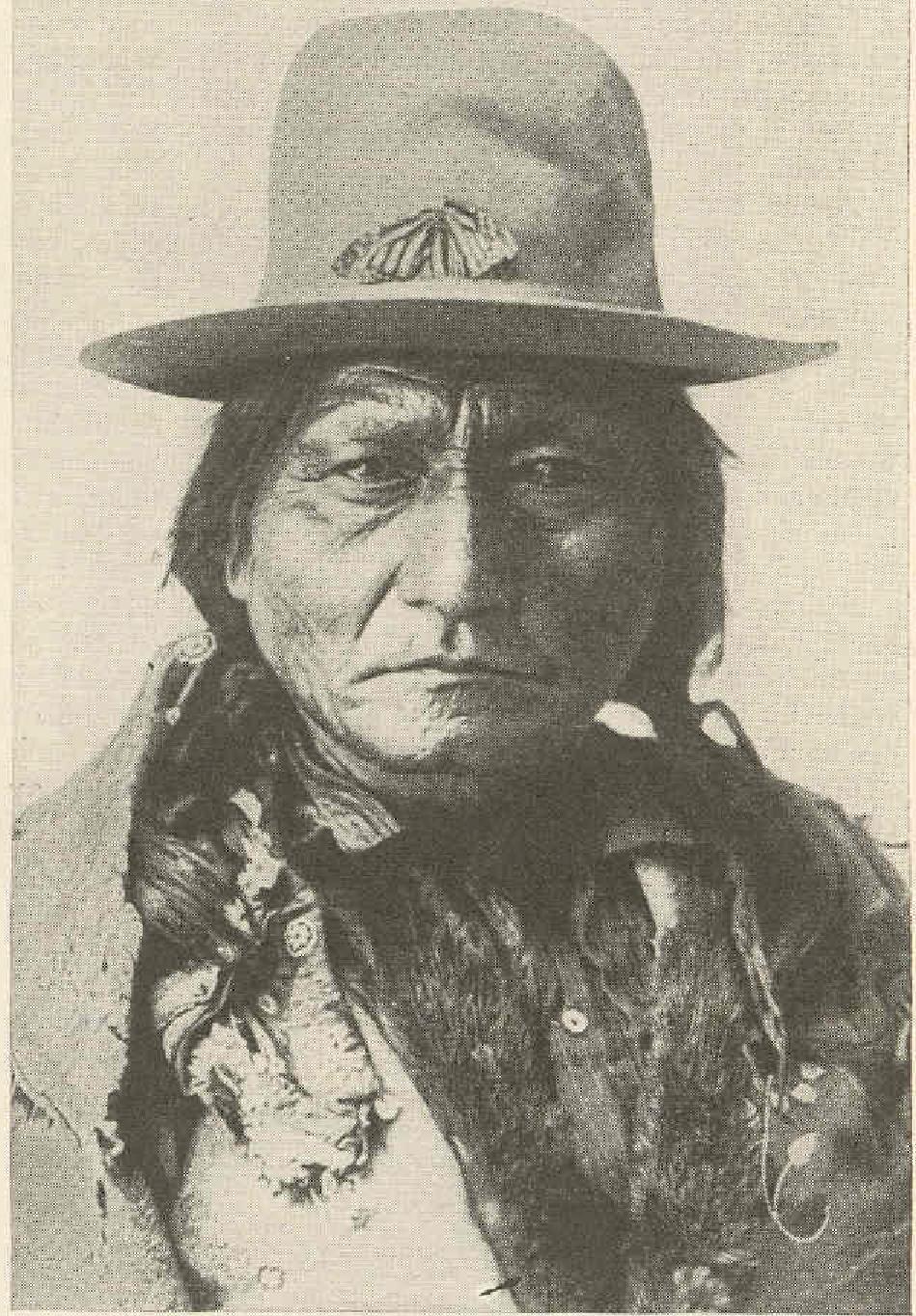Tatanka Iyotanke, Sitting Bull, Hunkpapa Lakota