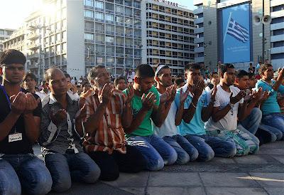Το Ισλάμ στο Κέντρο της Αθήνας.....Μήπως να ξυπνήσουμε;;;