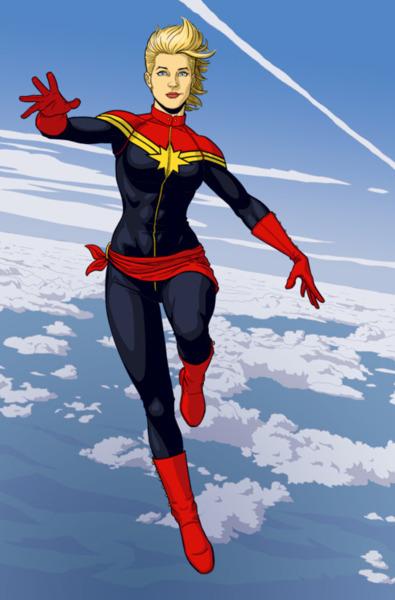 La phase 3, 4, 5 à l'infini et l'au dela de Marvel Studio - Page 3 Captain-marvel-3