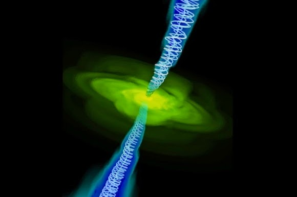 Medan Magnet Bisa Sekuat Tarikan Gravitasi Lubang Hitam