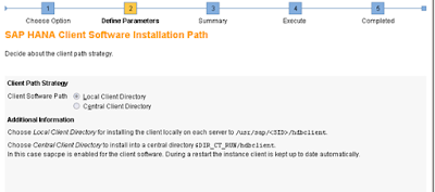 SAP HANA Backup/Recovery Method