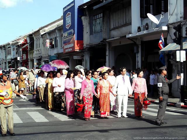Phuket Baba Wedding