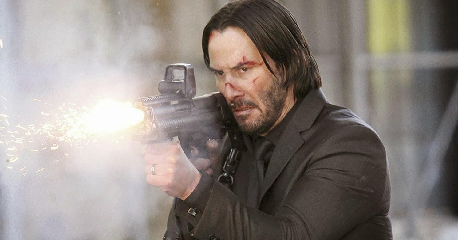 Lionsgate anuncia desenvolvimento de John Wick 2, com Keanu Reeves