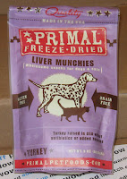 Primal Pet Freeze-dried Liver Munchies