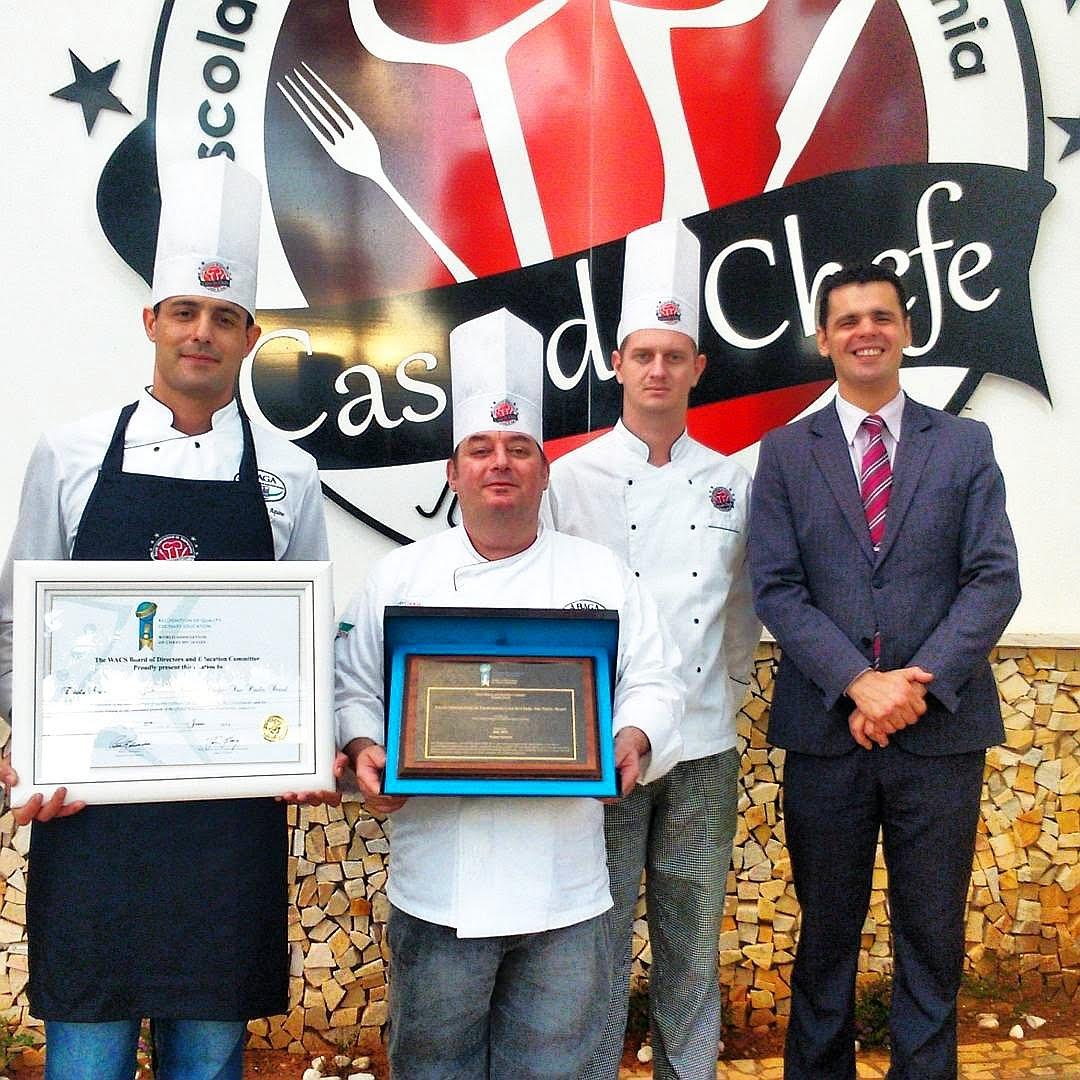 BrasilCHEF - Instituto Internacional de Gastronomia