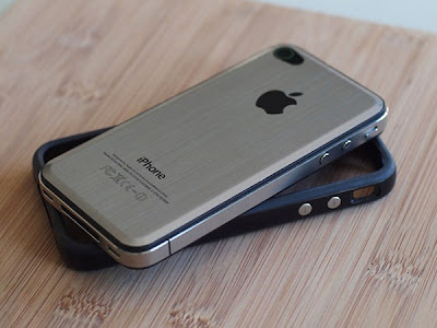 Liquidmetal Casing iphone 5