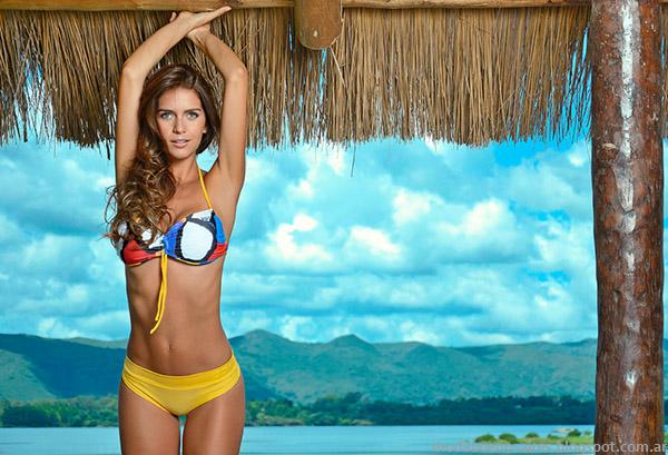 Verano Moda Bikinis 2015 KSI.