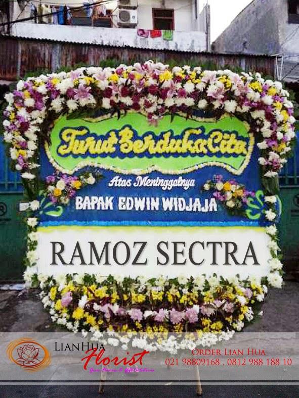 bunga duka cita, karangan bunga duka cita, bunga untuk orang meninggal, bunga papan duka cita