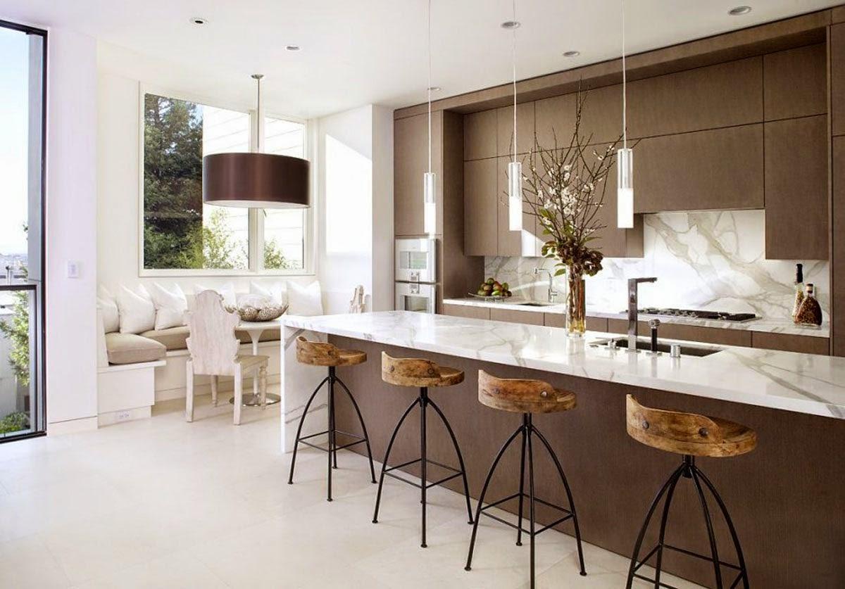 Conseils déco et relooking: conseils décoration:eclairage cuisine ...