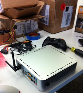Steam Box Prototype