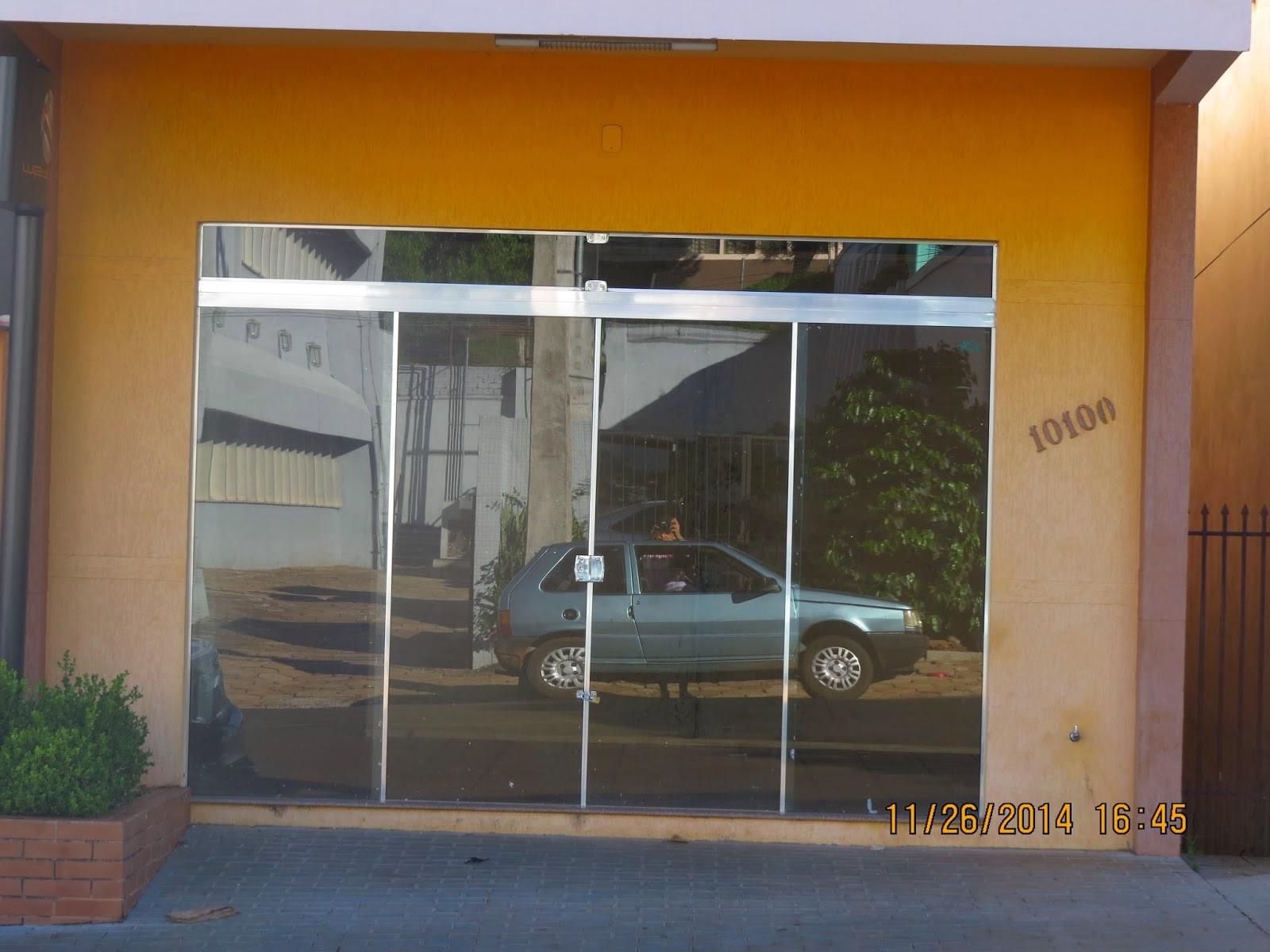 Laranjeiras do Sul:Aluga-se duas salas comerciais no centro da cidade