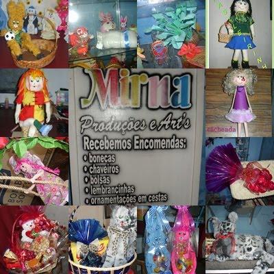 Mirnaproduções&art's