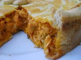 #receita de #torta de #frango de #liquidificador