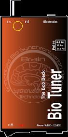 Bio Tuner, Brain Tuner, Brain Synchronizer, Bob Beck's Original Bio Tuner