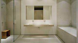 Konzept interior design lifestyle private spa badezimmer ideen zwischen meer und mitternachtssonne Badezimmer dekoration meer