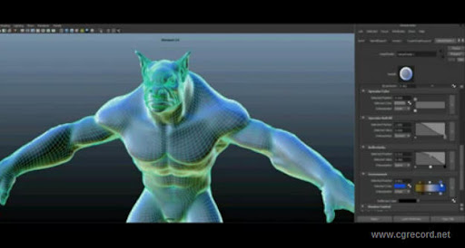 Maya Technology Preview: Ramp Shader