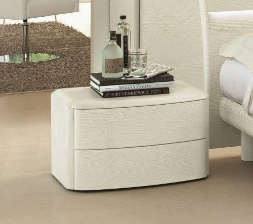 modern night stand with italian style