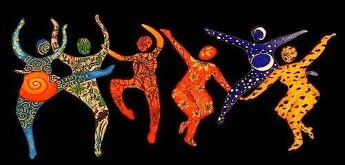 le diverse forme della danza