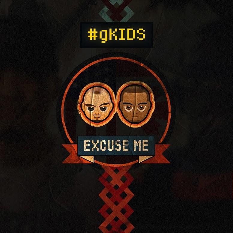 #gKIDS - Excuse Me (Album artwork)