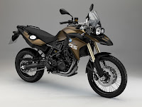 BMW F 800 GS (2013) Front Side